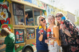 Kona Ice Offering Free Shaved Ice In