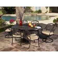 Hanamint Grand Tuscany Patio Furniture by Hanamint Grand Tuscany Collection Rust Proof Cast Aluminum