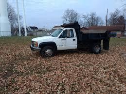 100 Chevy Dump Trucks Accepting Bids 1992 3500 Truck The Village Of