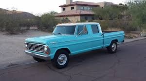 100 Ford Trucks F250 This 1967 Crew Cab Isnt Something You See Every Day