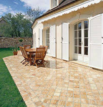 outdoor tile poolside floor marble toward the yellow