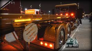 100 Big Rig Truck Sales FOR SALE Custombilt Peterbilt 359 Light Show Walk Around