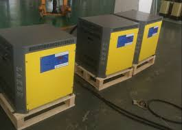 100 Heavy Duty Truck Battery Charger 48 Volt Forklift