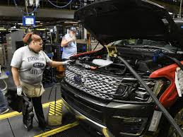 Women Say Harassment Was Ignored At Ford Plants In Chicago The Ford Super Duty Is A Line Of Trucks Over 8500 Lb 3900 Kg Motor Co Historic Photos Of Louisville Kentucky And Environs Revs Up Large Suv Production To Boost Margins Challenge Gm Auto Parts Maker Invest 50m In Thanks Part Us Factory Orders 14 Percent September Spokesmanreview Will Temporarily Shut Down Four Plants Including F150 Factory Vintage Truck Plant How Apply For Job All Sizes 1973 Assembly Flickr Photo Workers Get Overtime After Pickup Slows