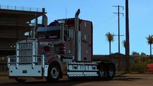 KW T908 ADDONS V1.0 ATS TUNING MOD - ATS Mod | American Truck ...