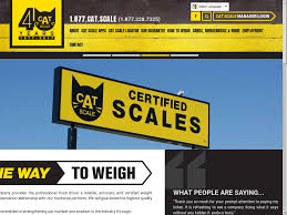 100 Truck Scale Near Me Catscales Competitors Revenue And Employees Owler Company Profile