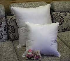 Replacement Sofa Cushion Inserts by 2cm 4cm White Duck Feather Cotton Sofa Cushion Replacement
