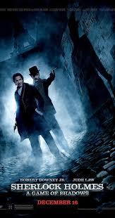 Sherlock Holmes A Game Of Shadows 2011