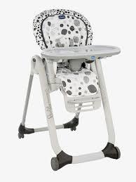 chaise haute évolutive chicco chaise haute évolutive chicco polly progres5 gris chicco