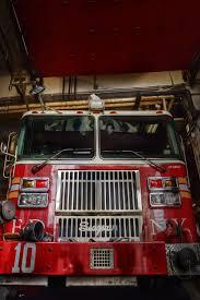 FDNY Firefighter Painting Fire House Fire Truck Decor Wall Art Print ...