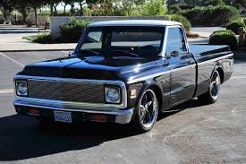 Ground Up Restored 1972 Chevy C-10 Pickup - Chevrolet Pickup Trucks ... 110 1972 Chevy C10 Pickup Truck V100 S 4wd Brushed Rtr Black Third Generation C3 Corvette For Sale 1968 To Cars Chevrolet Custom 1967 P U Near K10 Short Box Step Side 4x4 Vintage Mudder Brazilian Great Look To Trucks Old Photos History 1918 1959 K20 34 Ton C10 C20 Gmc Pickup Fuel Injected Ground Up Restored 6772 Air Ride Kit Cditioning Sort Bed Picture Car Locator Best Of 20 Images 1970s New And Wallpaper