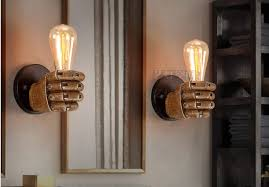 edison wall sconce retro wall l fixtures creative personality