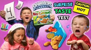 test cuisine skylanders kid cuisine frozen meal taste test review w skylander