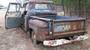 1959 GMC Truck - Parts Truck Hemmings Find Of The Day 1959 Ford F100 Panel Van Daily Fordtruck 12 59ft4750d Desert Valley Auto Parts Blue Pickup Truck 28659539 Photo 13 Gtcarlotcom Ignition Wiring Diagram Data F150 Steering On Amazoncom New 164 Auto World Johnny Lightning Mijo Collection F500 Dump Gateway Classic Cars 345den Gmc Truck F1251 Kissimmee 2017 Read About This Chevy Apache Featuring Parts From Bfgoodrich Turismo 3 The Tree