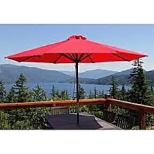 Ace Hardware Offset Patio Umbrella by Patio Umbrellas U0026 Shades Gazebos Patio Canopies Bed Bath U0026 Beyond
