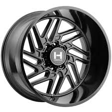100 Custom Rims For Trucks Amazoncom Hostile H116 Jigsaw Wheel Asphalt 24 X