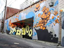 Clarion Alley Mural Project by Clarion Alley Broke Tourist