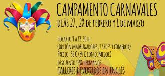 Campamento De Inglés En Carnavales