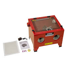 Media Blasting Cabinet Manufacturers by Oemtools 24815 Bench Top Abrasive Blast Cabinet Amazon Com