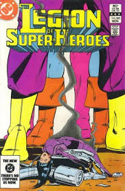 DC Comicss Legion Of Super Heroes Issue 305