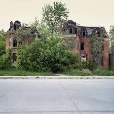 100 100 Abandoned Houses Project Oui Monsieur