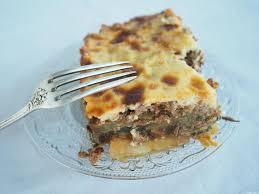 cuisine grecque moussaka la vraie moussaka grecque