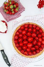 tortenboden mit erdbeeren rezept für einen mürbeteig