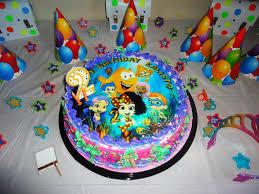 Bubble Guppies Bathroom Decor by Cake Bubble Guppies Decoration U0026 Furniture Cheerful Bubble