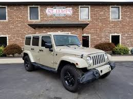 St. James Auto & Truck Parts | 2017 Jeep WRANGLER 4 DOOR SAHARA