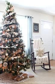 Rustic Glam Christmas Tree 32