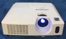 hitachi cp x4021n lcd projector ebay