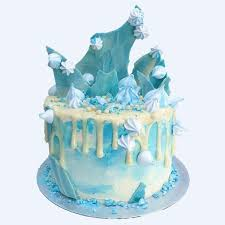 Personalised Frozen Elsa Birthday Cake