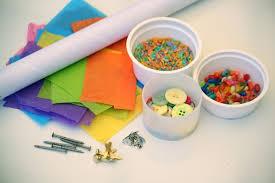 Rain Sticks For Kids To Make