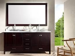 Small Double Sink Vanity Dimensions by Bathroom Vanities Wonderful Looking Bathroom Vanity With Offset