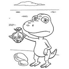 Chic Ideas Dinosaur Train Coloring Pages 15 Top 10 Free Printable Online