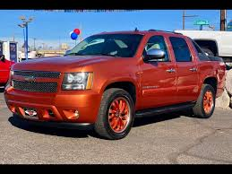 100 Trucks For Sale Reno Nv 2007 Chevrolet Avalanche LTZ 1500 4dr Crew Cab For Sale In NV