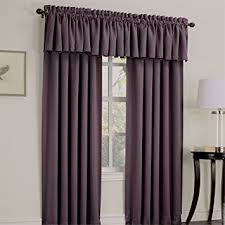 Brylane Home Lighted Curtains by Amazon Com Brylanehome Madison Room Darkening Rod Pocket Curtain