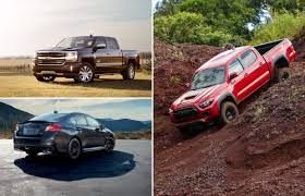 100 Best Trucks To Buy The 10 Vehicles That Hold Their Resale Value Best Driving