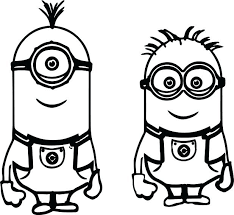 Marvellous Minion Coloring Online Minions Games Pages King Bob Despicable Me Page Printable Scarlet Overkill Kids