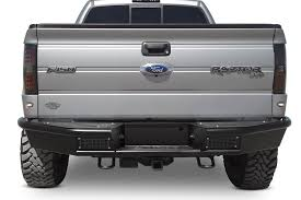 ADD Stealth Fighter Rear Bumper | RaptorParts.com