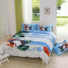Bedroom Shark Bedding For Elegant And Bright Kids Room
