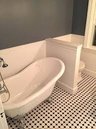 mid century bathroom tile homefield