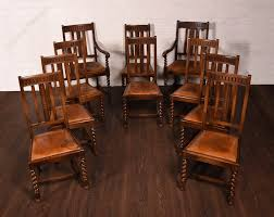 Quality Set Of 10 Barley Twist Dining Room Chairs Danish ... Marvellous High Ding Chairs Set Of 4 Astonishing Fniture Barley Twist Table Images Round Room Tables 1940s Vintage Or Kitchen Of Antique Edwardian Oak Draw Leaf Carved Pair Wood Throne Amazing Detail 1850 Twist Ding Room Table And 6 Chairs Renaissance At English Jacobean Chair Amazoncom Rustic Gate Leg For Its The Perfect Entertaing Family Friends