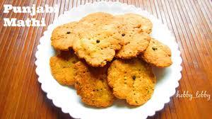 100 Mathi Punjabi Mathri Or Tea Time Snacks Recipe