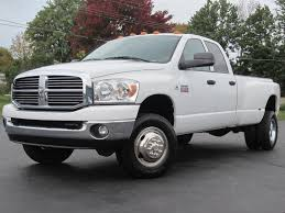 2009 Dodge Ram 3500 SLT 4X4 6 7L CUMMINS DIESEL DUALLY SOLD!!! - YouTube