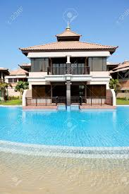100 Villa In Dubai The Luxury Villa In Thai Style Hotel On Palm Jumeirah Manmade