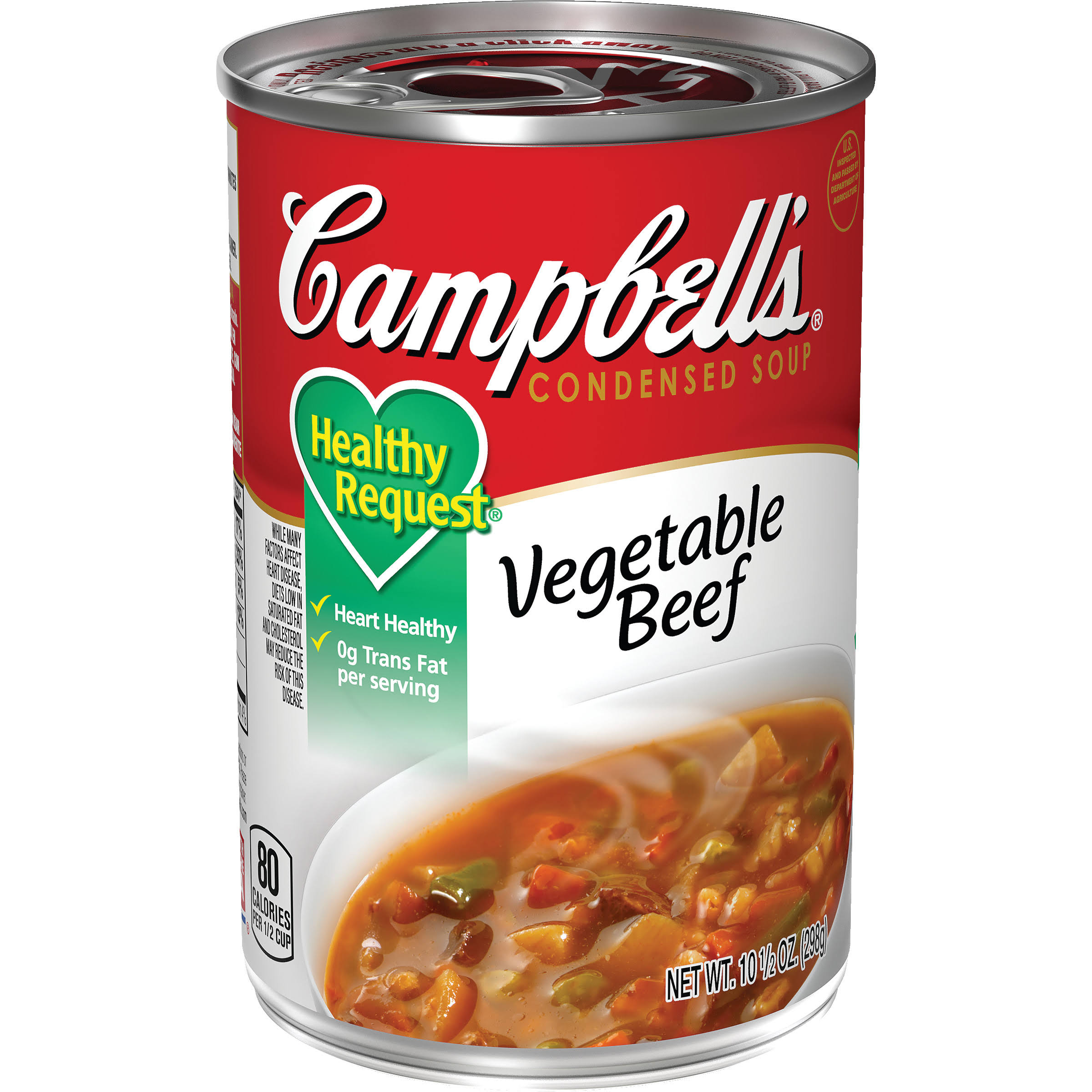 Campbell's Healthy Request Vegetable Beef Condensed Soup - 10.5oz