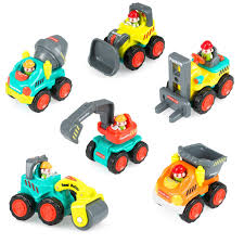 100 Little Sisters Truck Wash Amazoncom Construction Vehicle Toy S Push And Go Sliding Cars