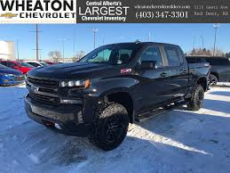 Red Deer - New Chevrolet Silverado 1500 Vehicles For Sale
