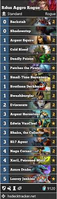 f2p decks for new players hearthstone